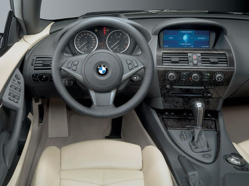 BMW 6-series E64 Convertible photo 15171