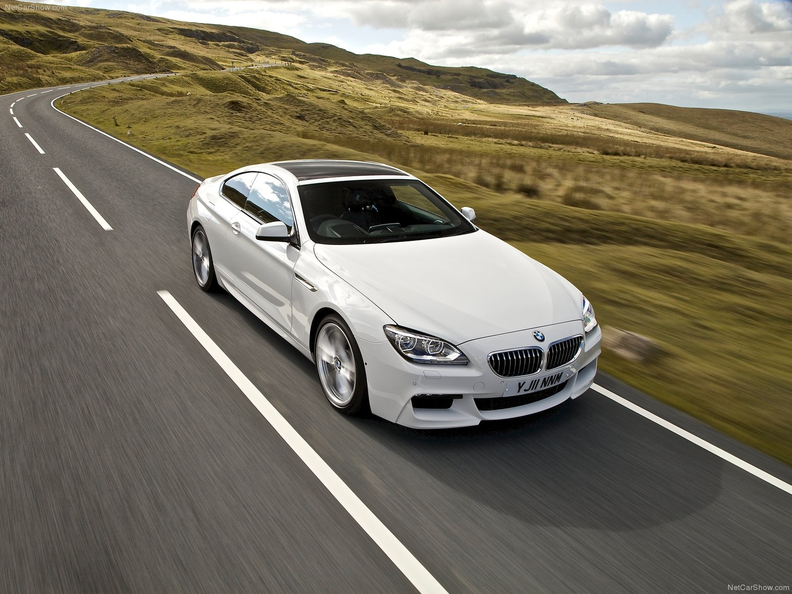 BMW 6-series F12 photo 85104