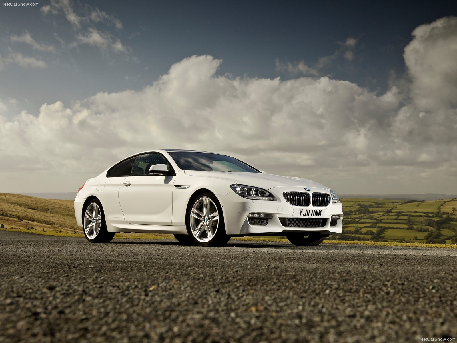 BMW 6-series F12 photo 85108