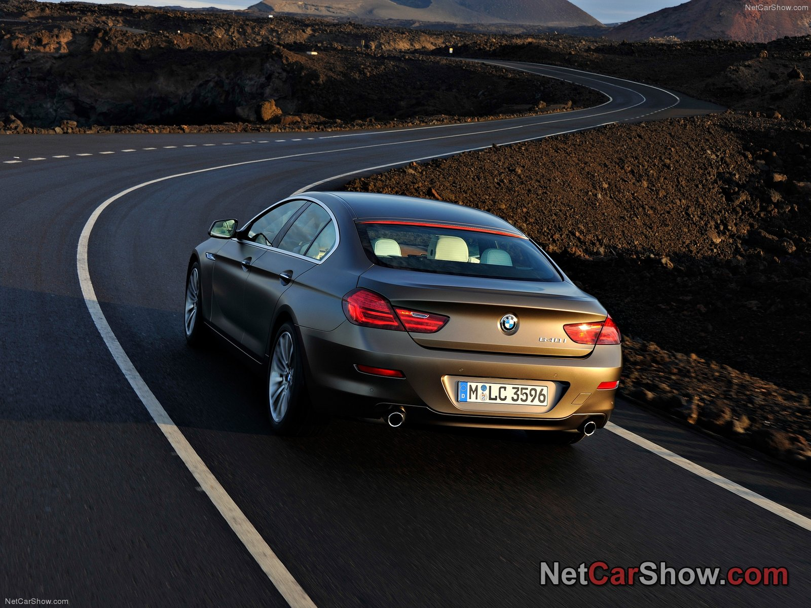 BMW 6-series Gran Coupe photo 91713