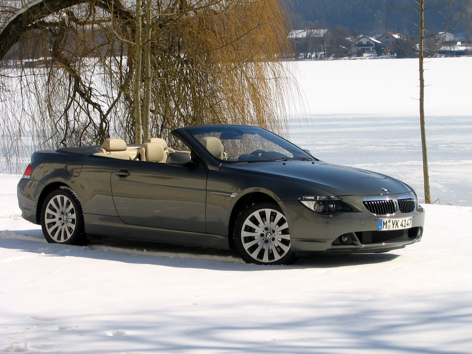 BMW 6-series photo 6144