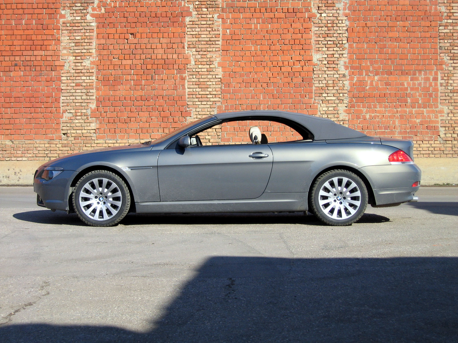 BMW 6-series photo 6147
