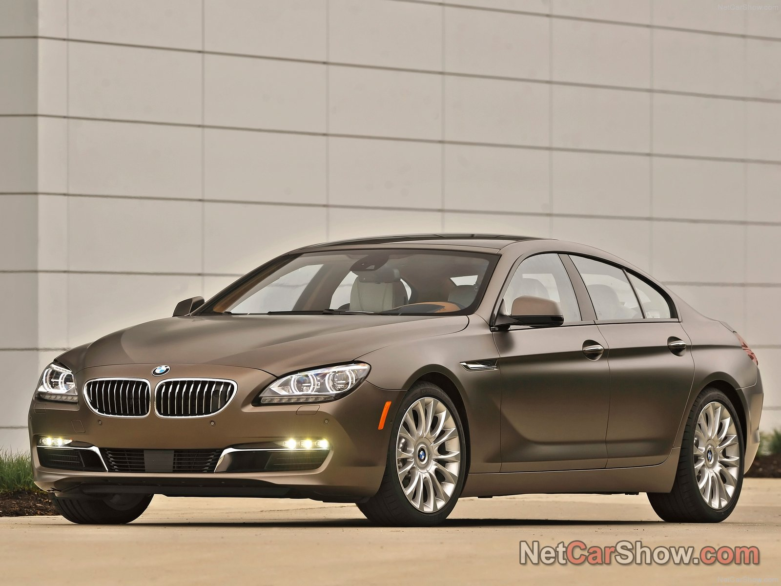 BMW 640i Gran Coupe photo 93068