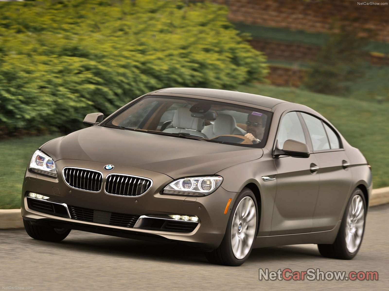 BMW 640i Gran Coupe photo 93071