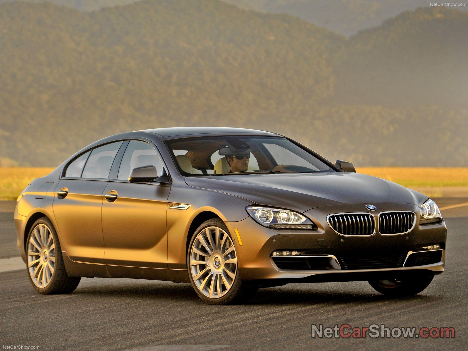 BMW 640i Gran Coupe picture #93076 | BMW photo gallery