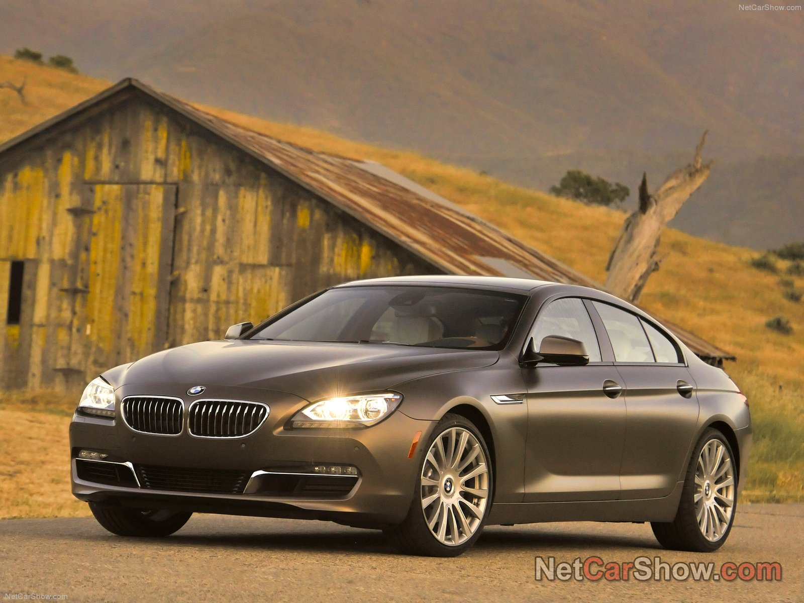 BMW 640i Gran Coupe photo 93078