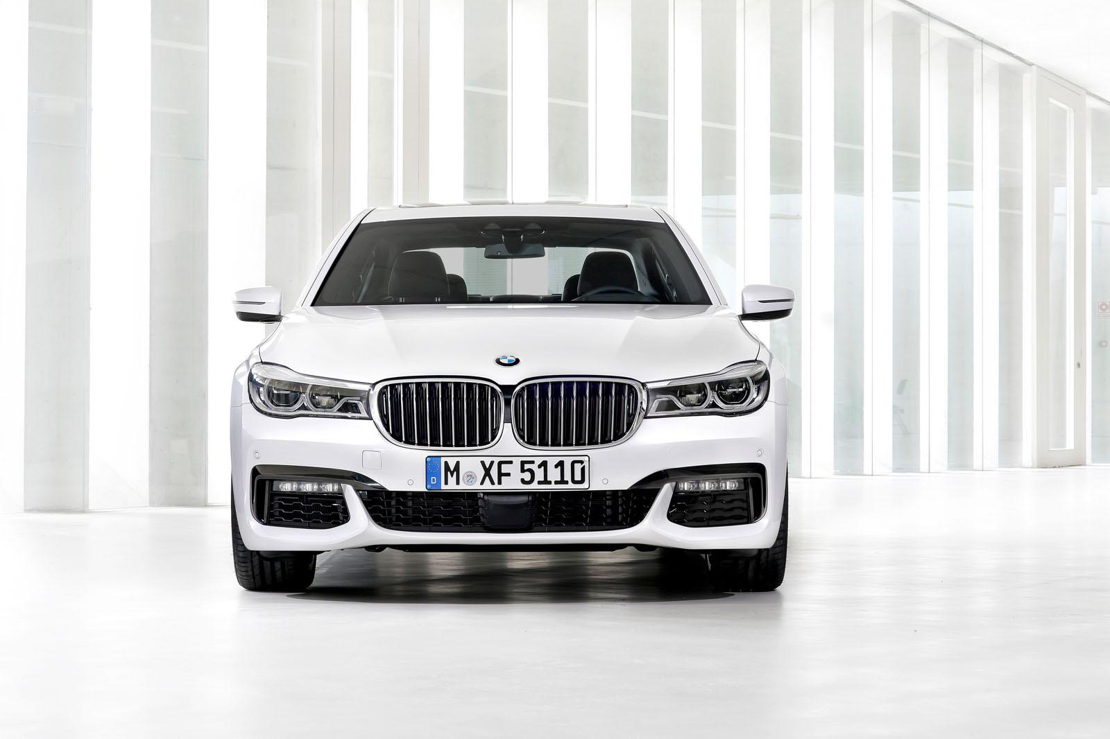 BMW 7 Series 2016 M-Sport photo 170400