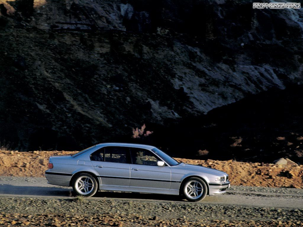 BMW 7-series E38 photo 62465