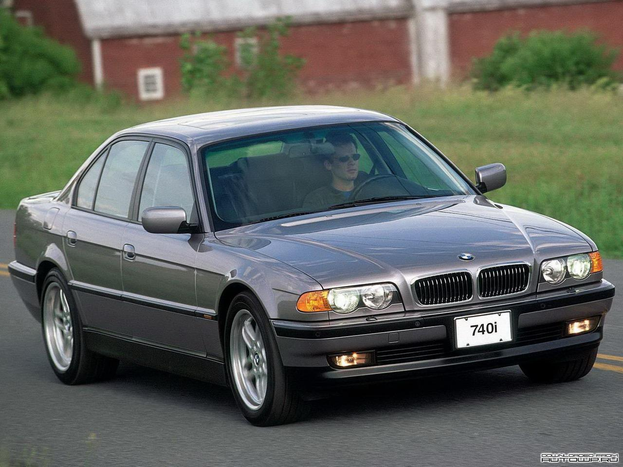BMW 7-series E38 photo 62479
