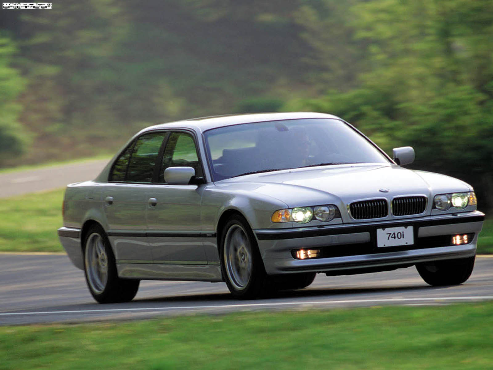 BMW 7-series E38 photo 62482