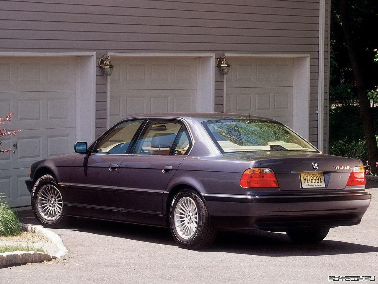 BMW 7-series E38 photo 62489