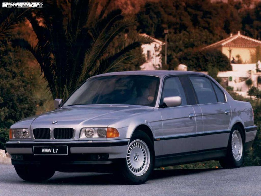 BMW 7-series E38 photo 62494