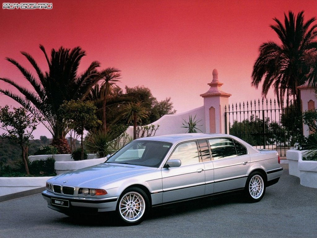 BMW 7-series E38 photo 62495
