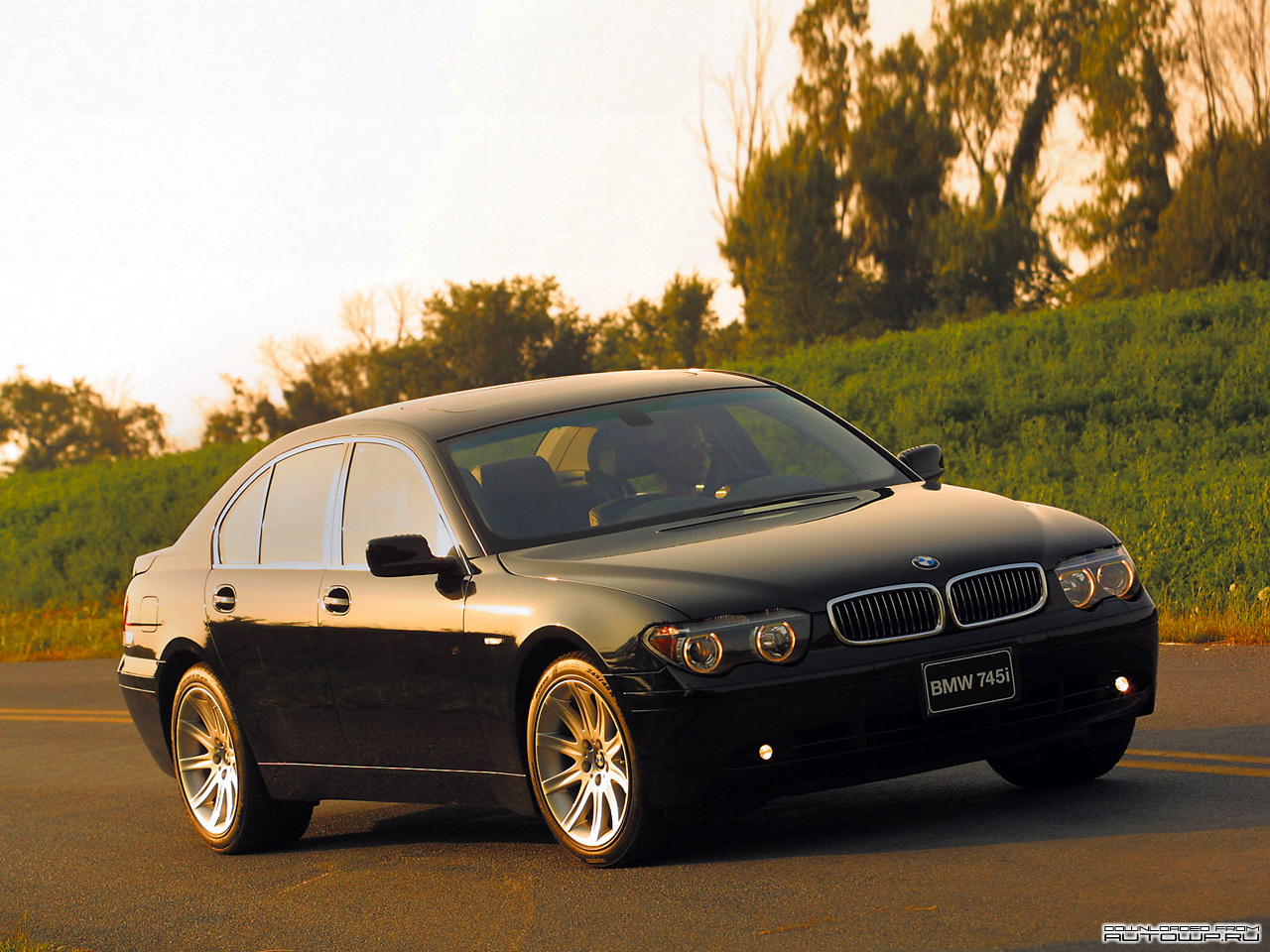 BMW 7-series E65 E66 photo 62577