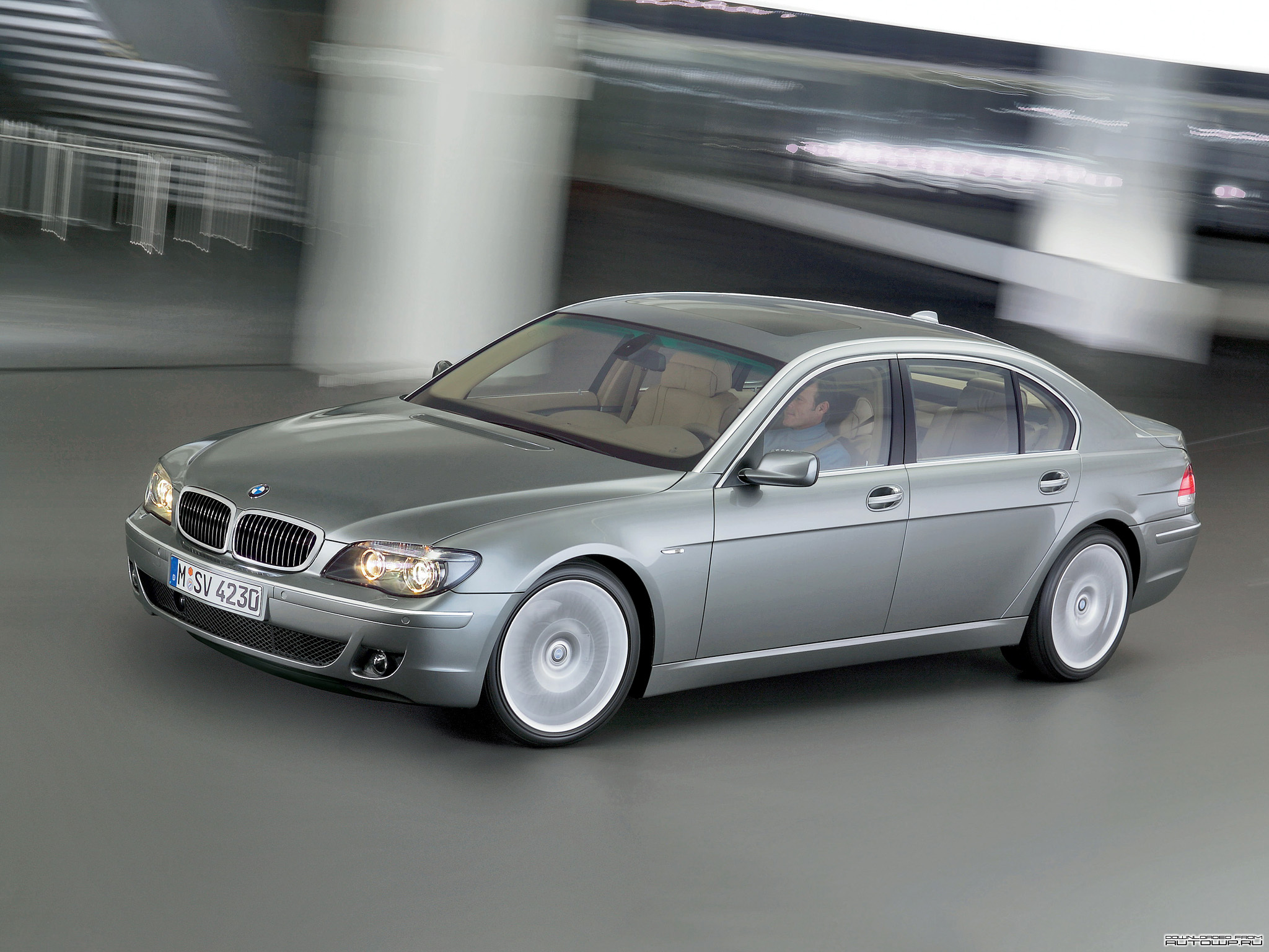 BMW 7-series E65 E66 photo 62628