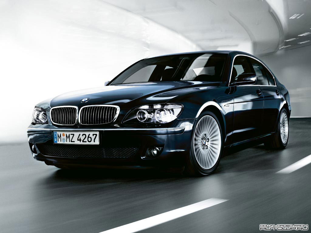 BMW 7-series E65 E66 photo 62635