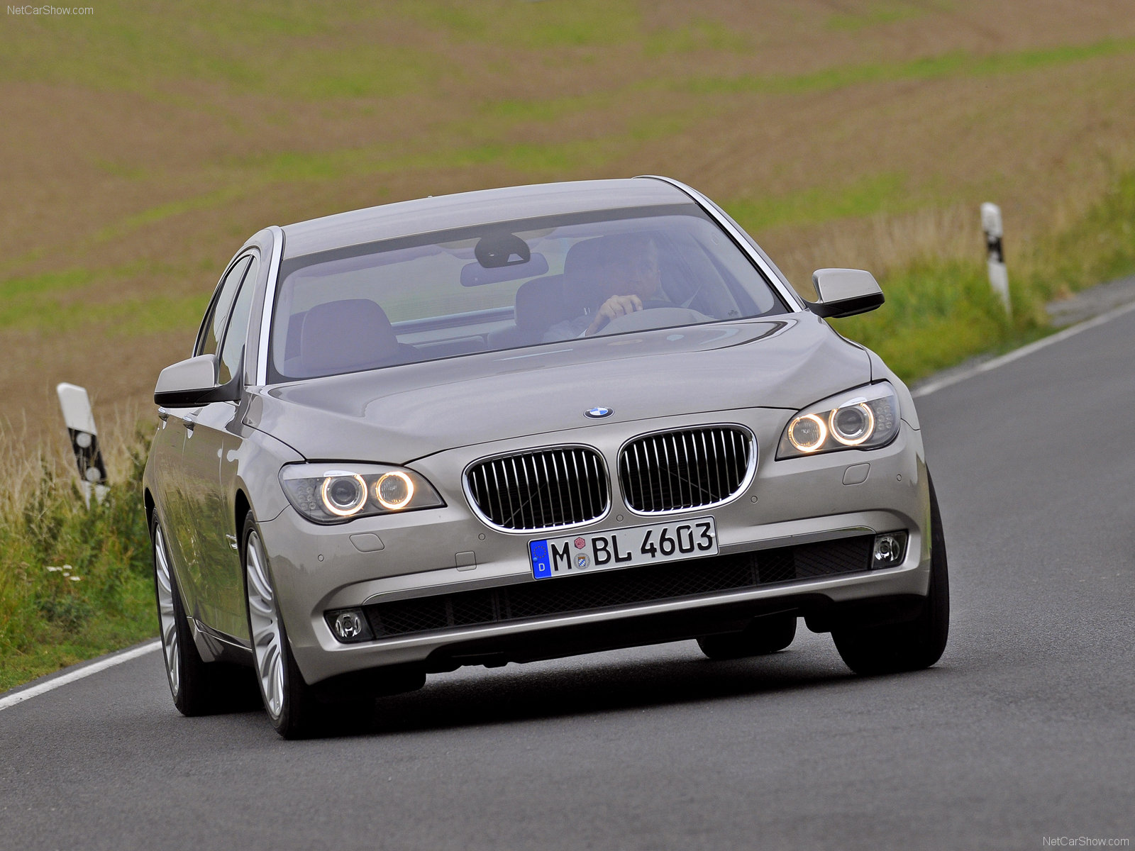 BMW 7-series F01 F02 picture #62304 | BMW photo gallery ...