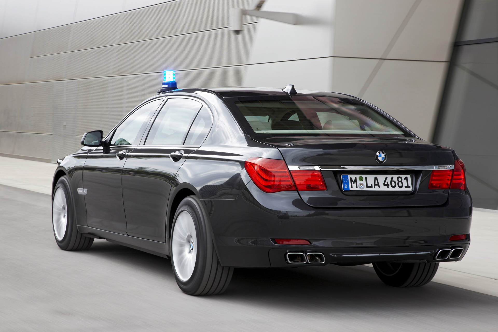 BMW 7-series High Security photo 66477
