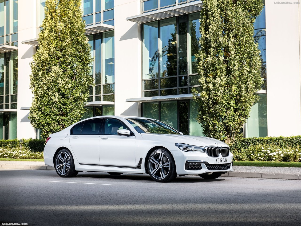 BMW 7-series photo 151919