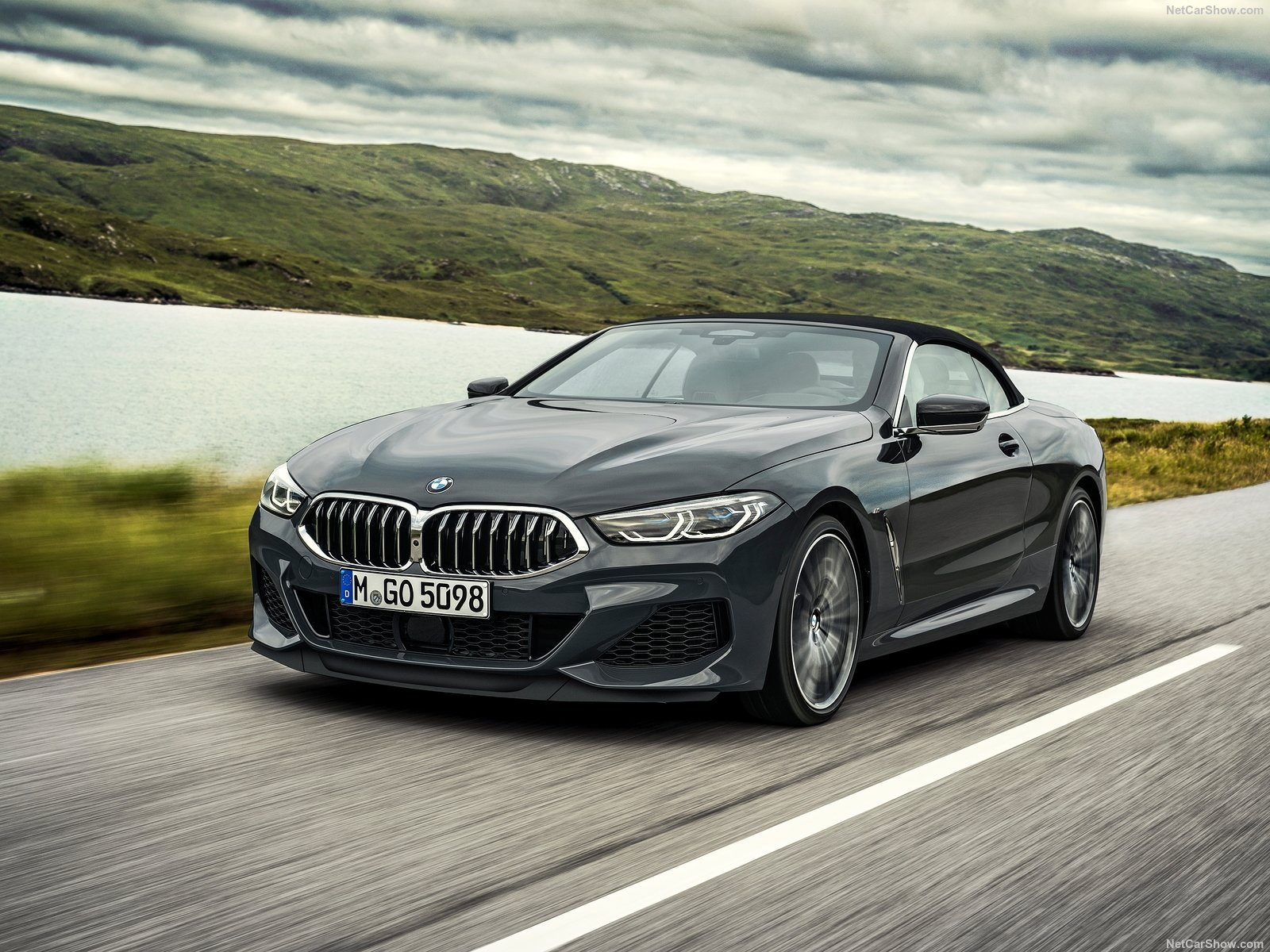 BMW 8-series Convertible photo 191694