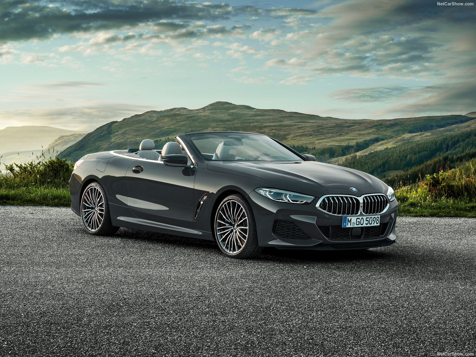 BMW 8-series Convertible photo 191695