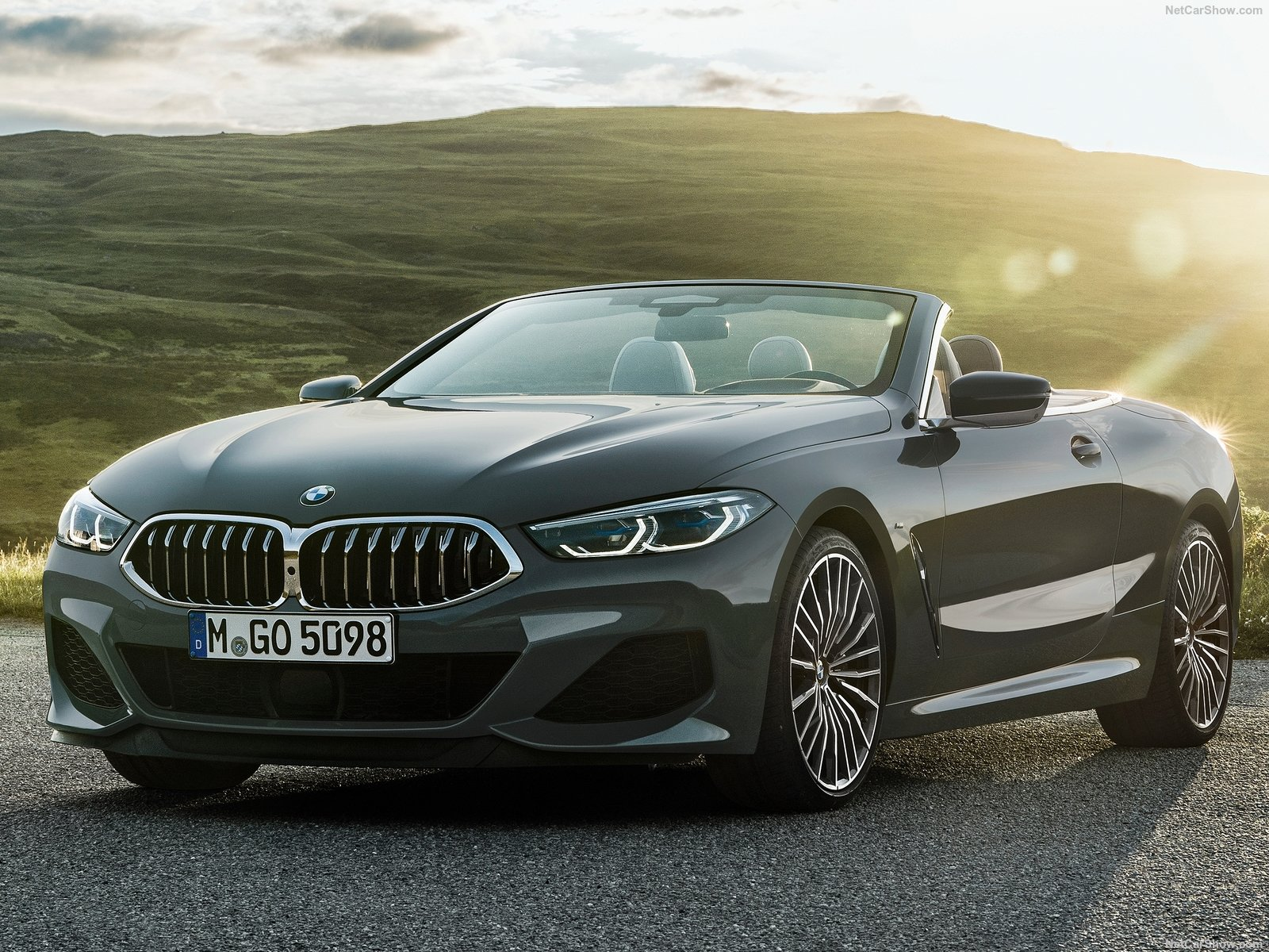 BMW 8-series Convertible photo 191698