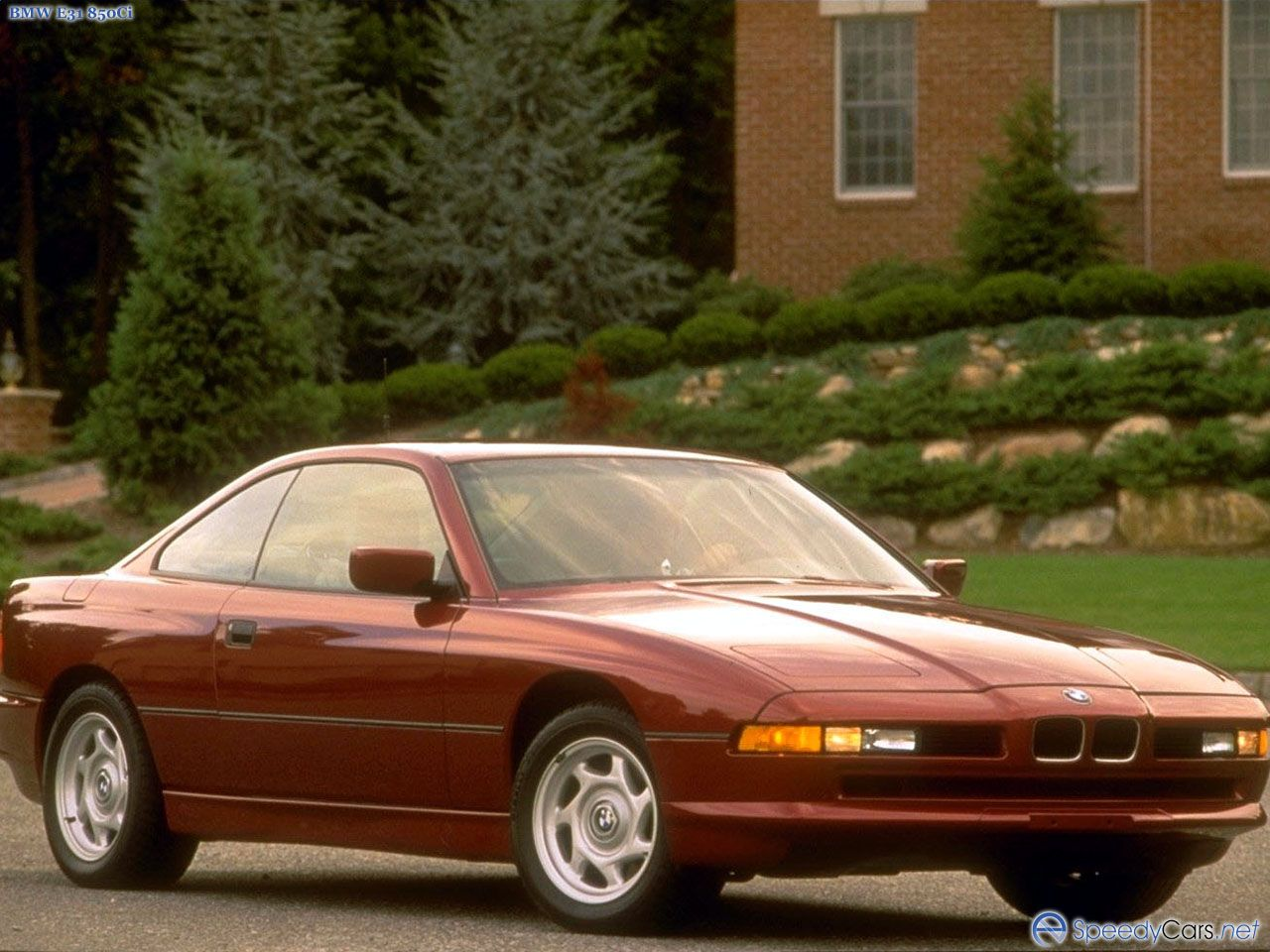 BMW 8-series photo 2492