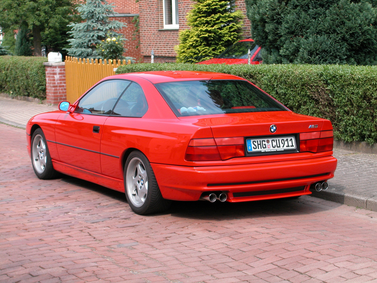 BMW 8-series photo 36077