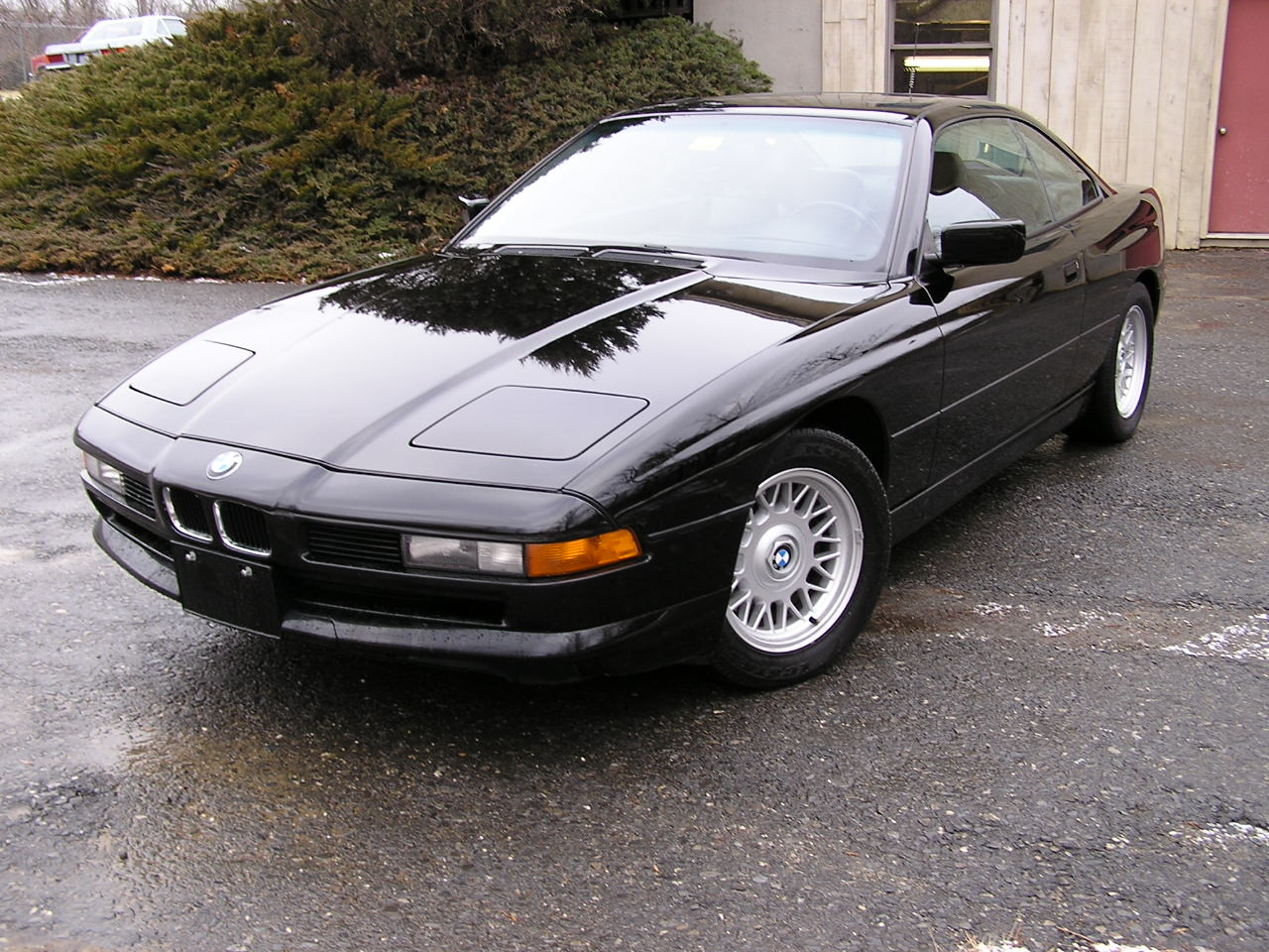 BMW 8-series photo 36079