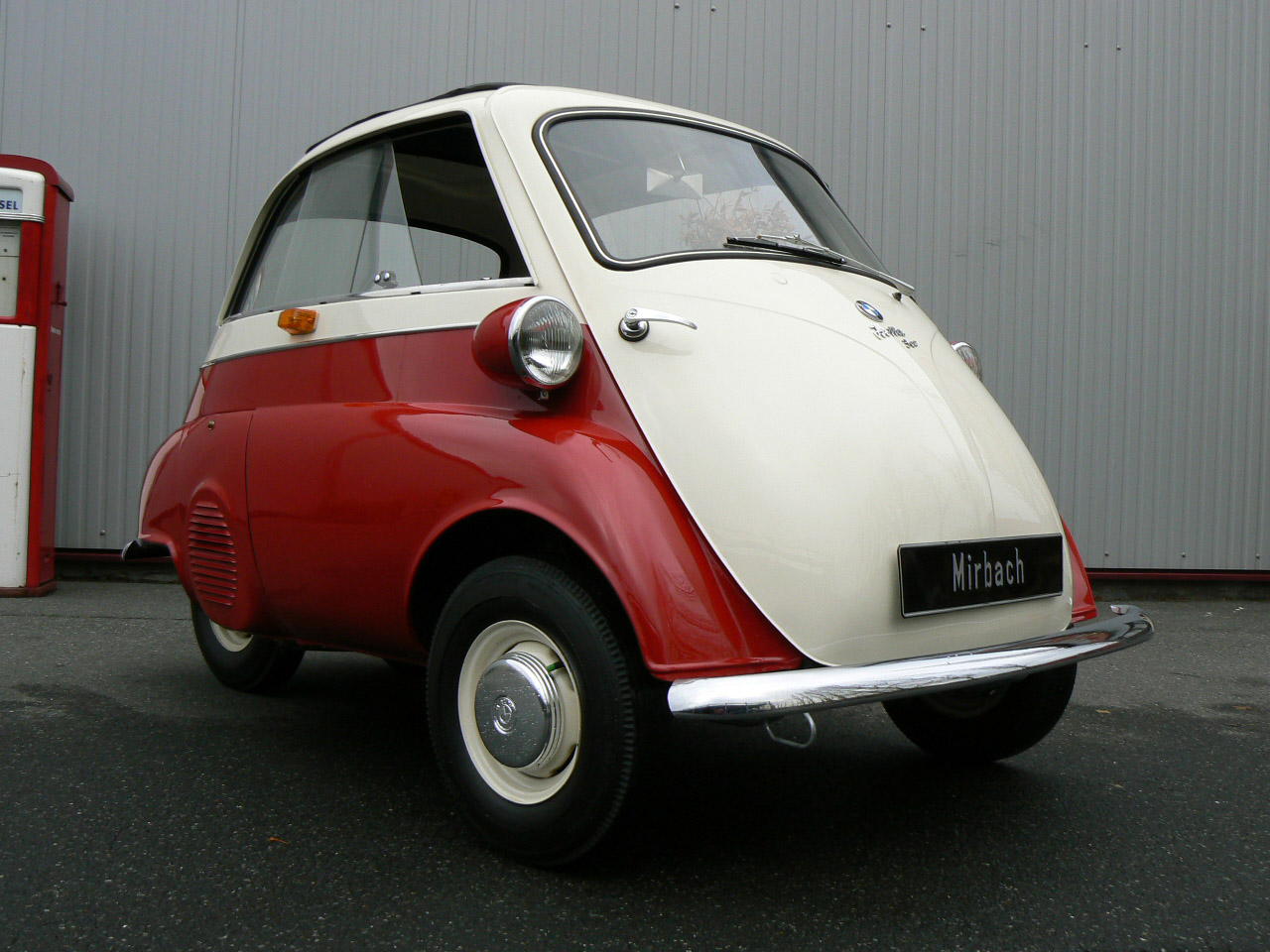 BMW Isetta photo 43760