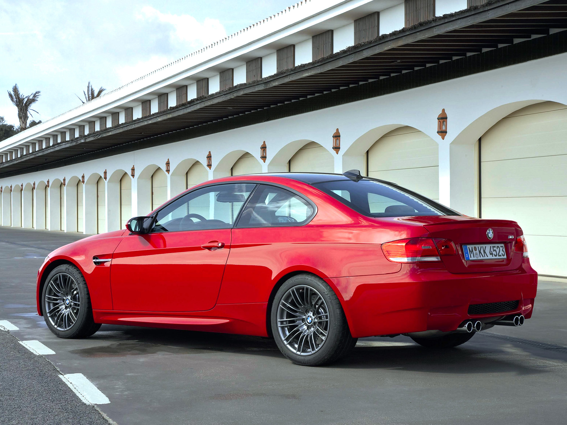 BMW M3 E92 Coupe photo 43287