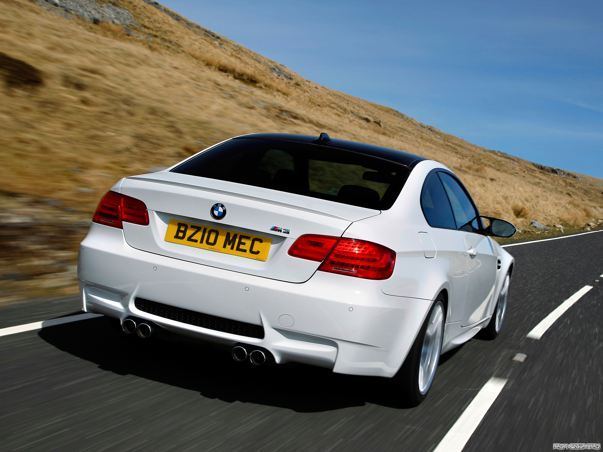BMW M3 E92 Coupe photo 77193