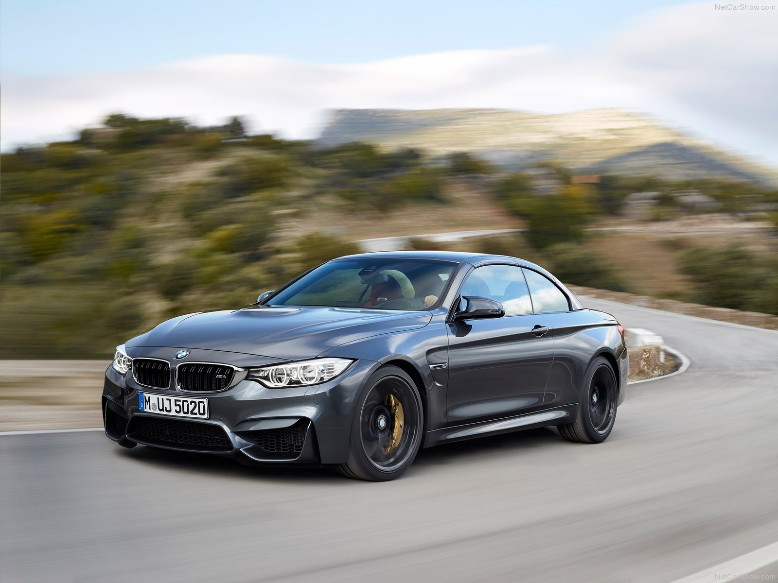 BMW M4 Convertible photo 128435