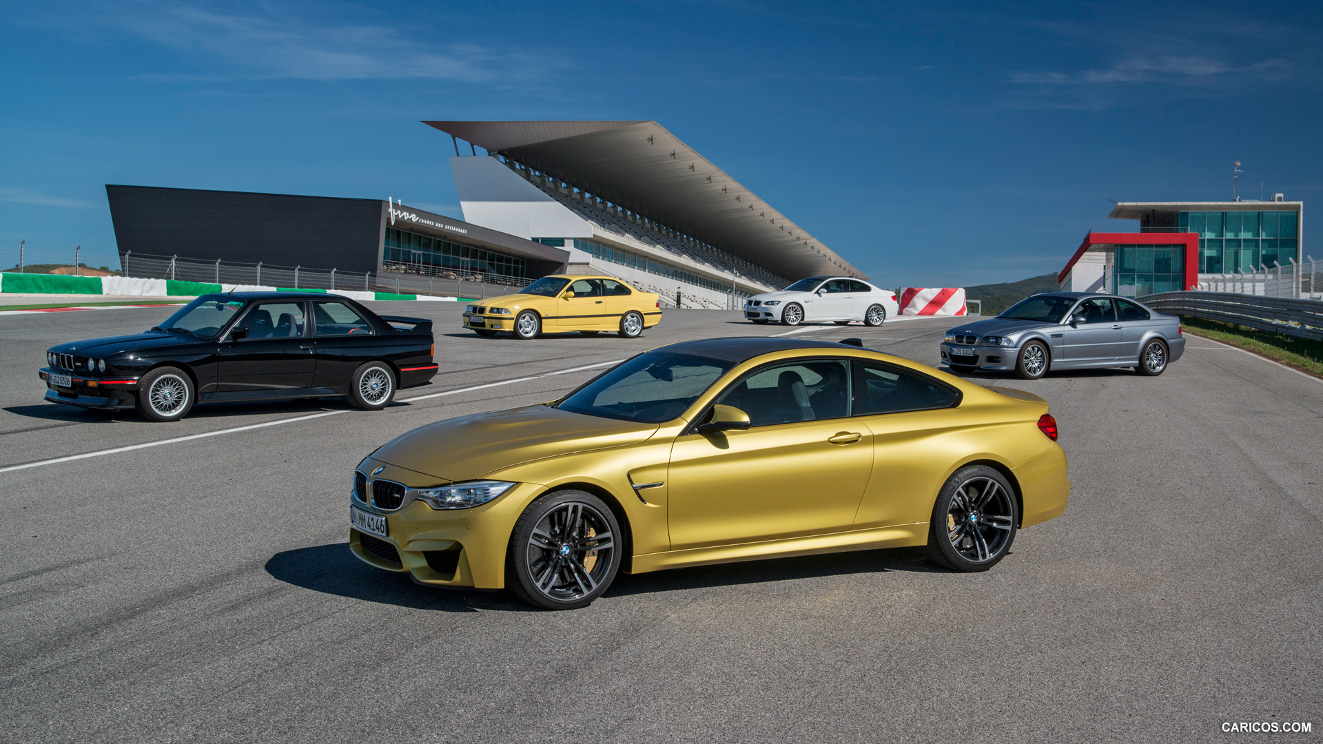 BMW M4 Coupe photo 118596
