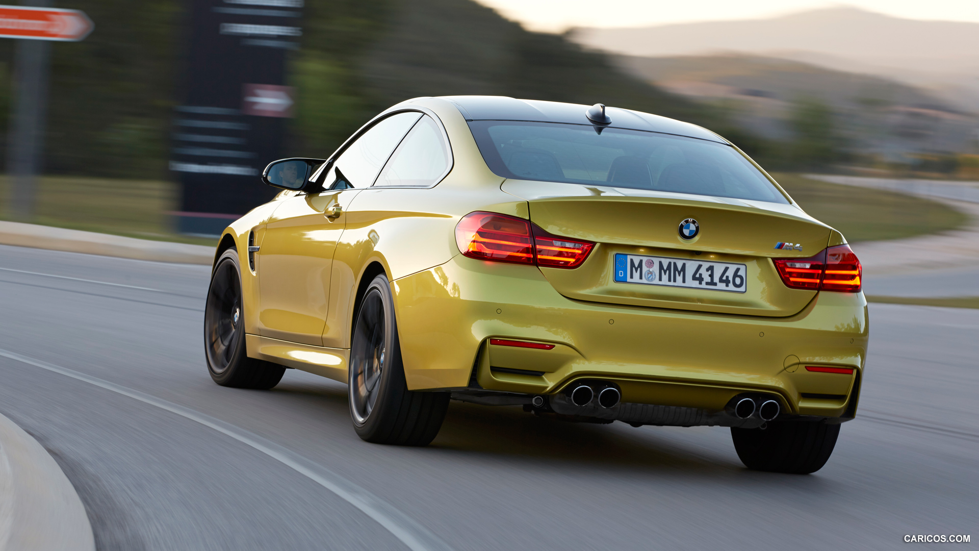 BMW M4 Coupe photo 118617