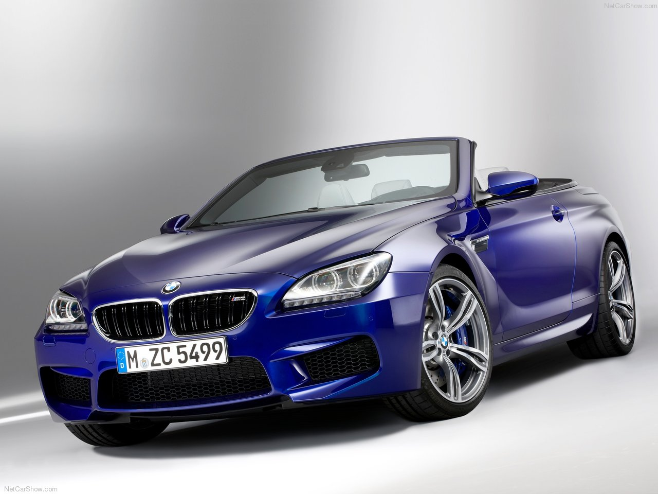 BMW M6 Convertible photo 88964