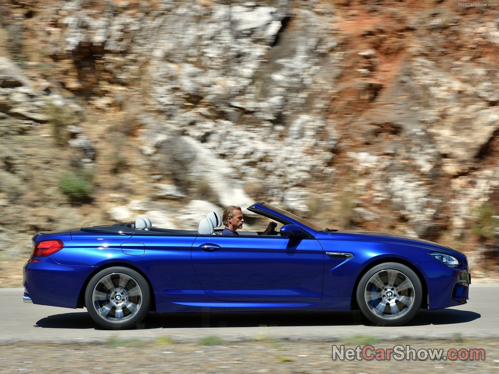 BMW M6 Convertible photo 92834