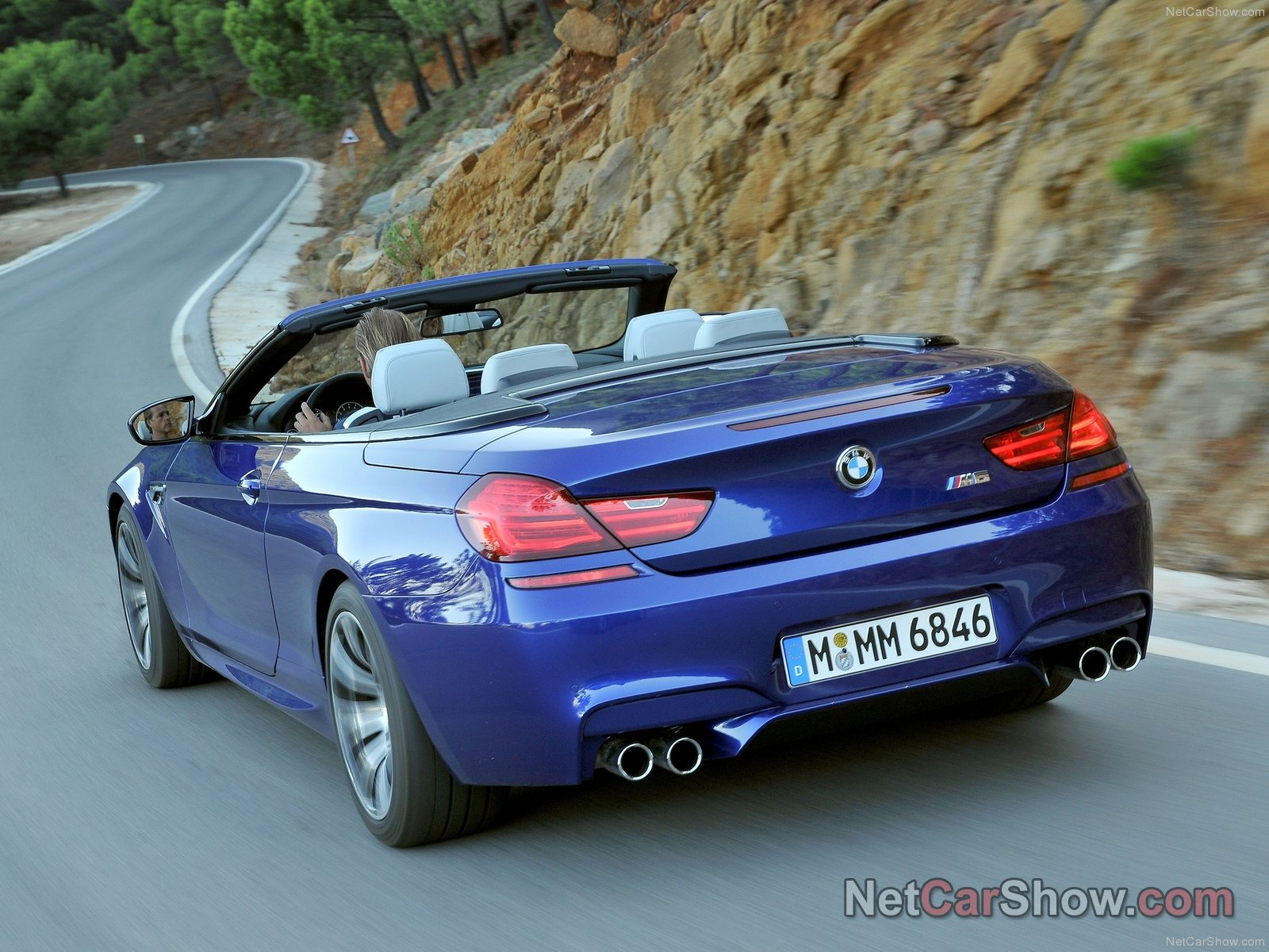 BMW M6 Convertible photo 92848