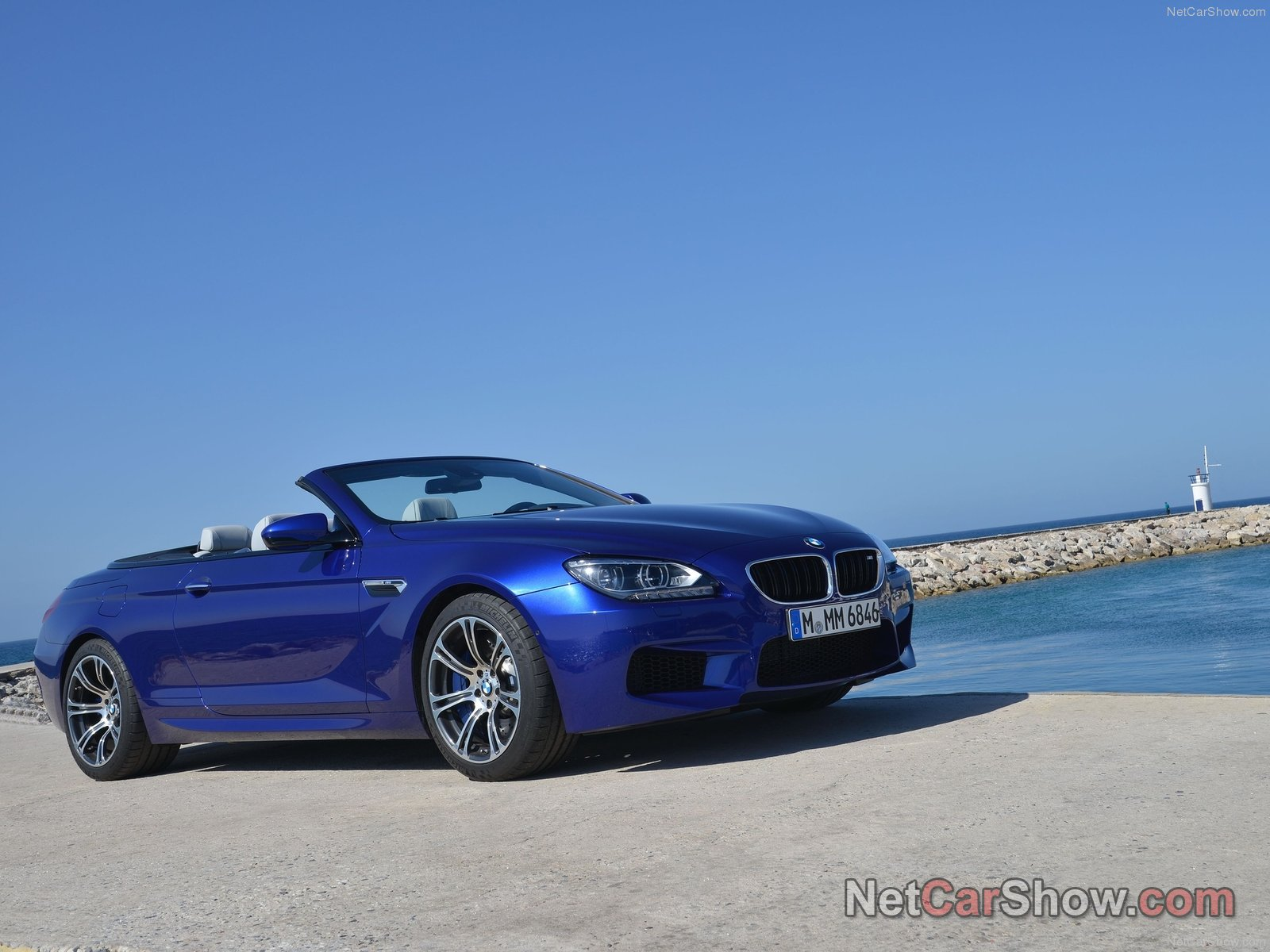 BMW M6 Convertible photo 92850