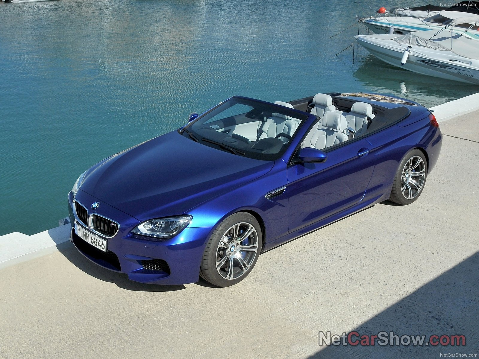 BMW M6 Convertible photo 92858