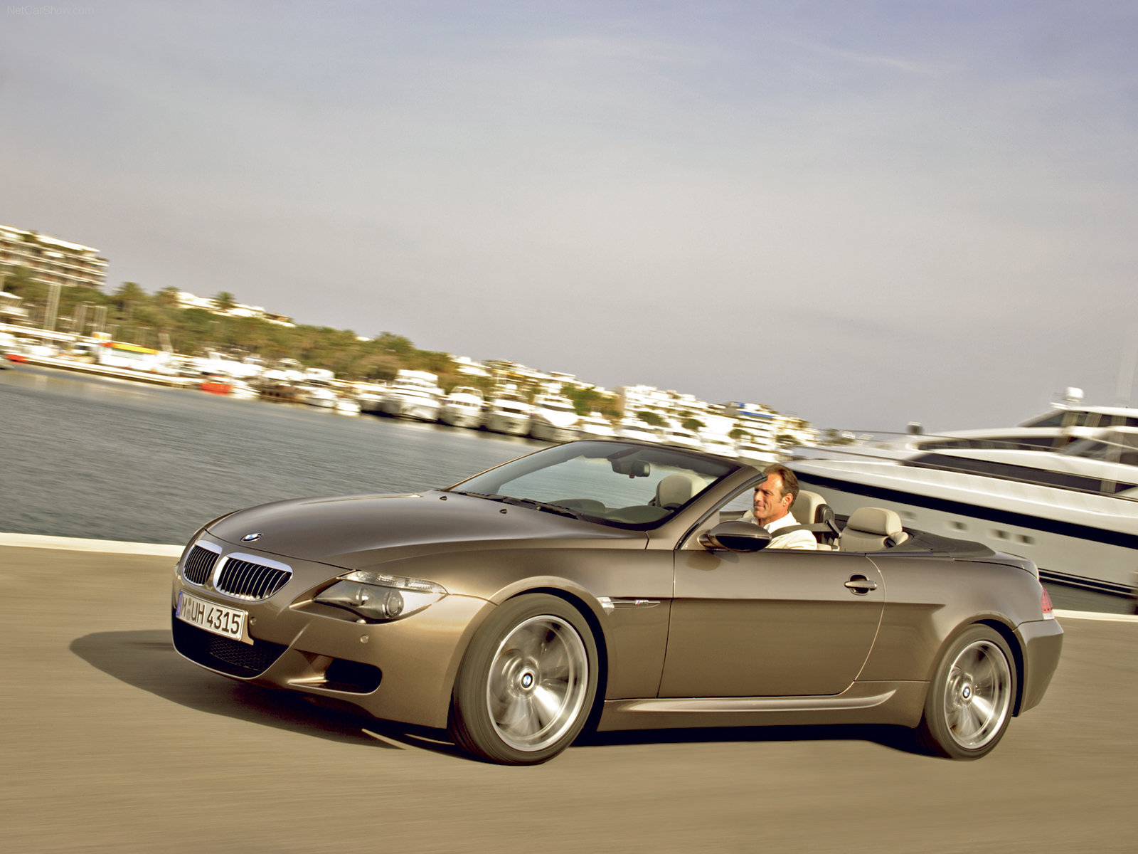 BMW M6 E64 Convertible photo 63907