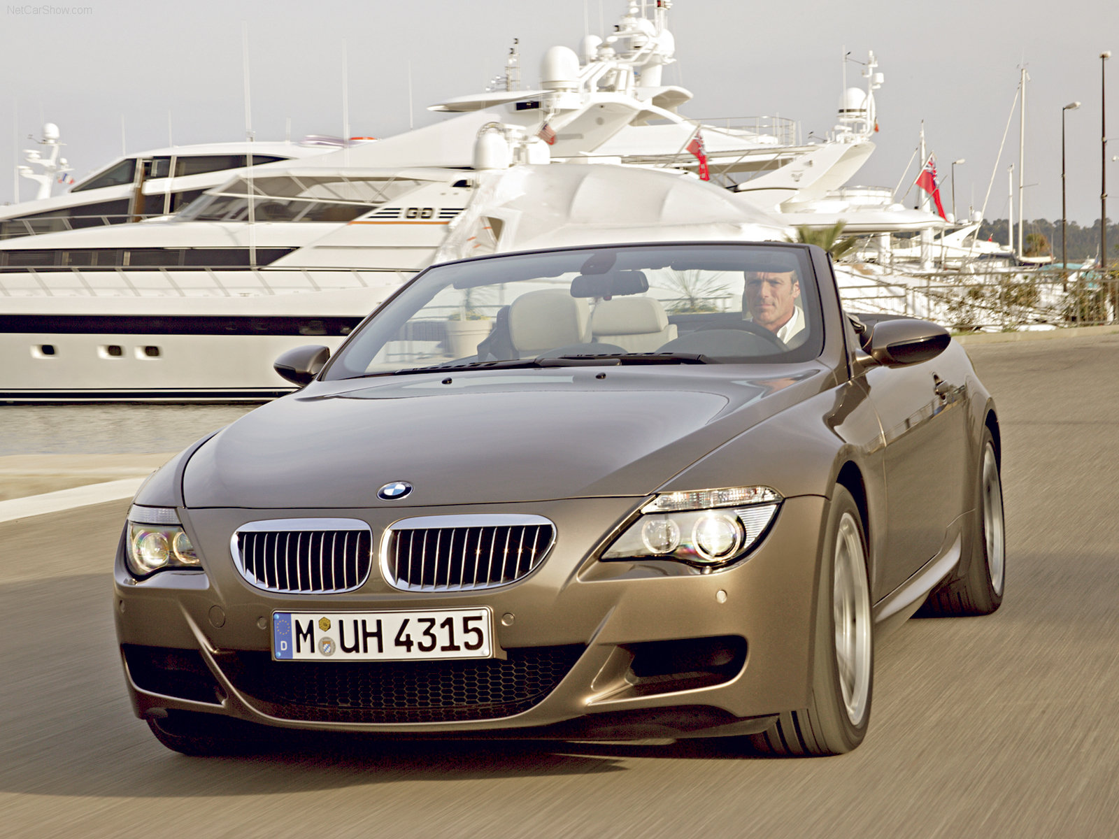 BMW M6 E64 Convertible photo 63911