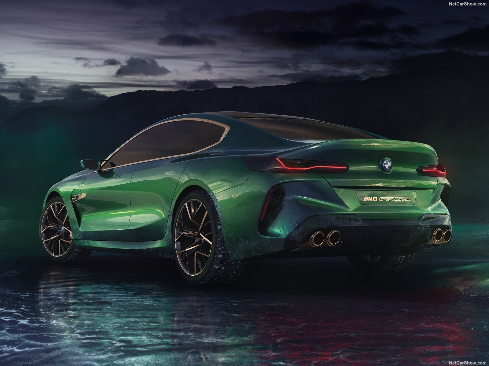 Bmw M8 Gran Coupe Picture 187077 Bmw Photo Gallery Carsbase Com