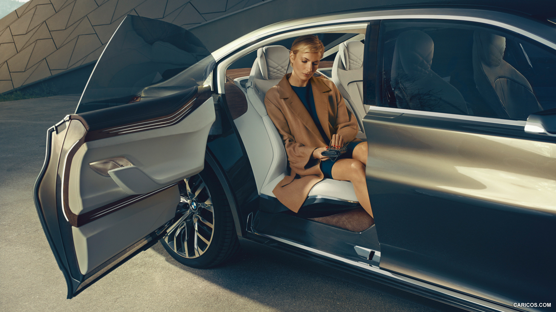 BMW Vision Future Luxury photo 117192