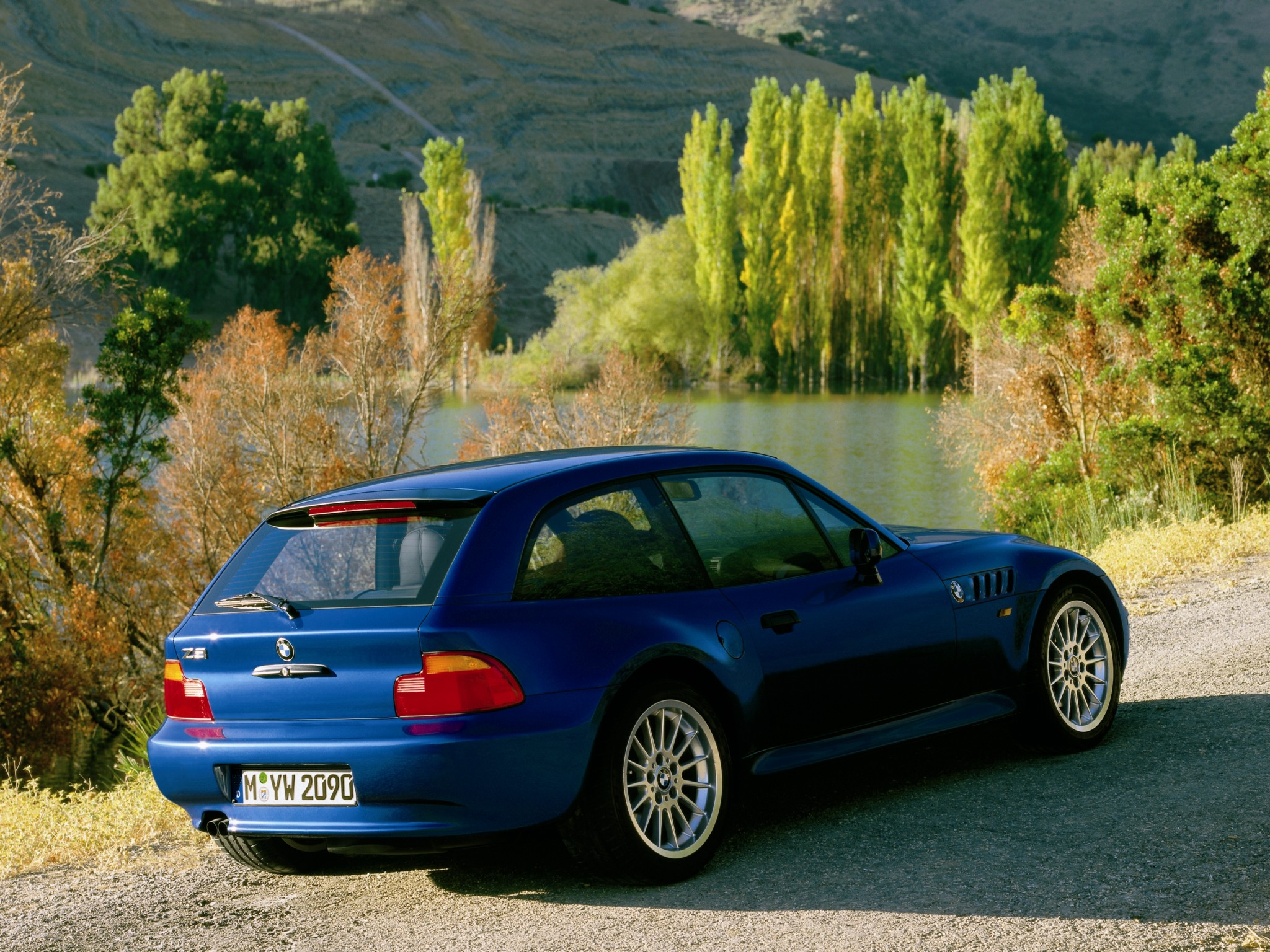 BMW Z3 Coupe photo 100200