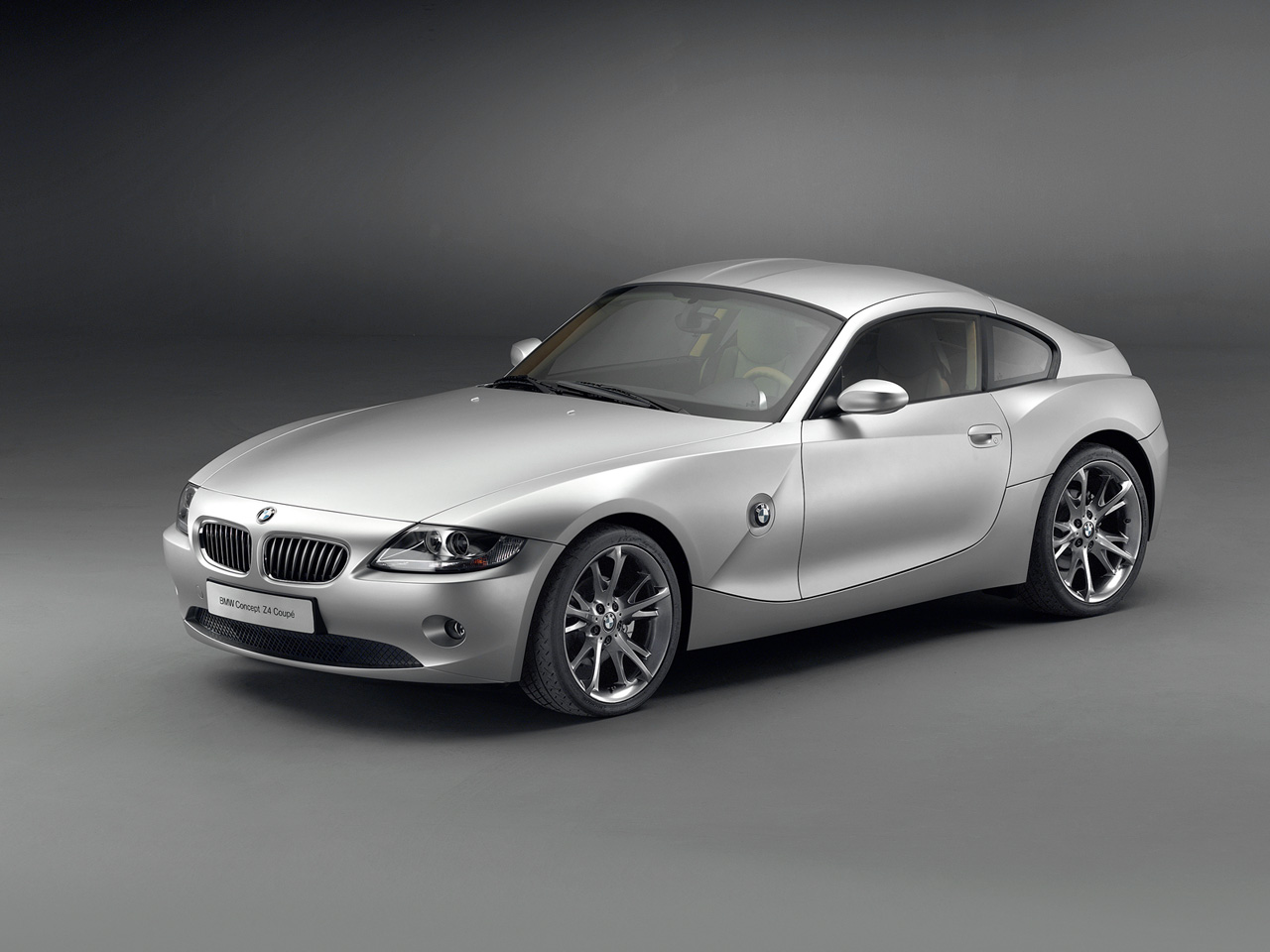 BMW Z4 Coupe photo 26997