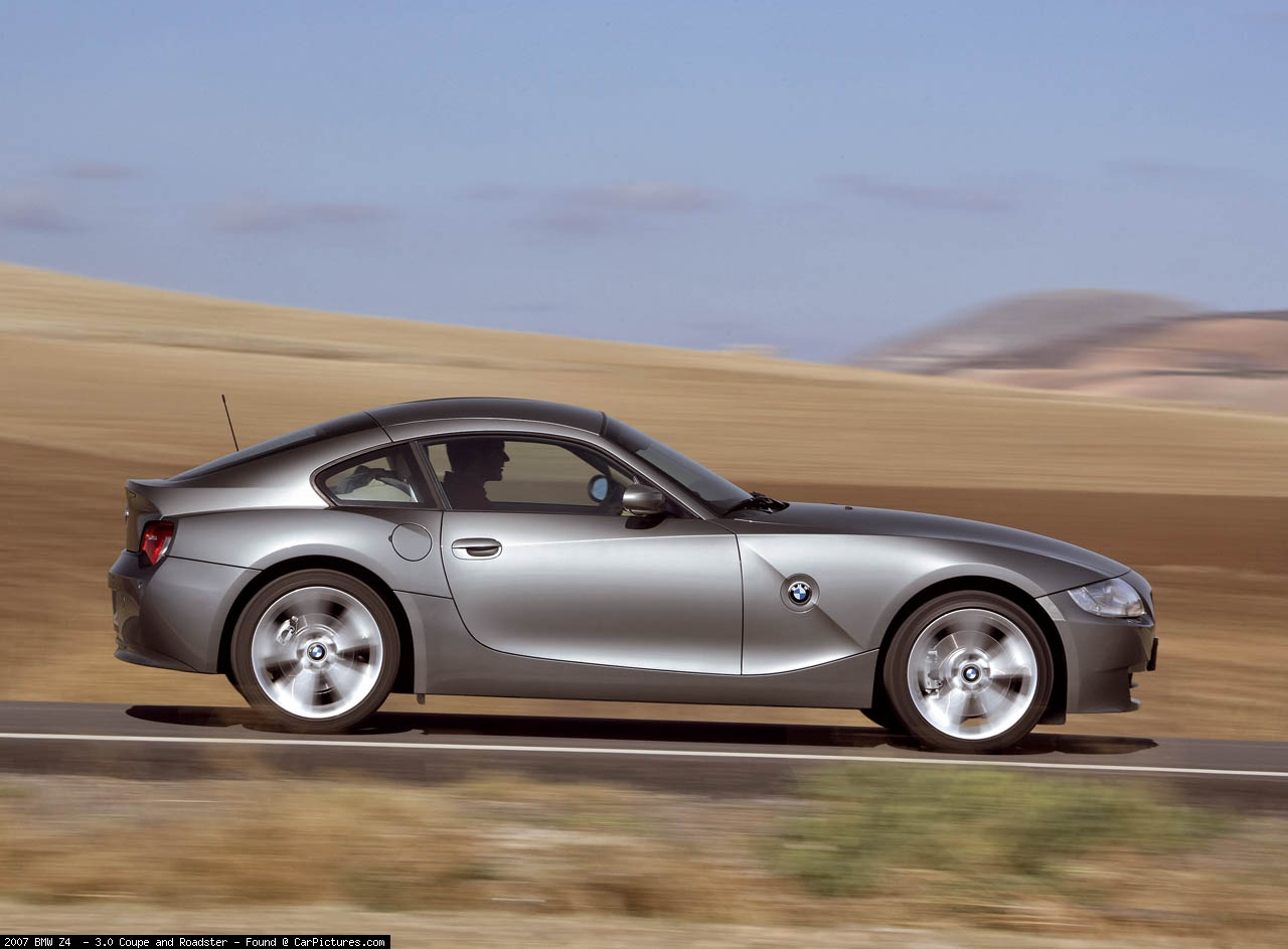 BMW Z4 Coupe photo 48675