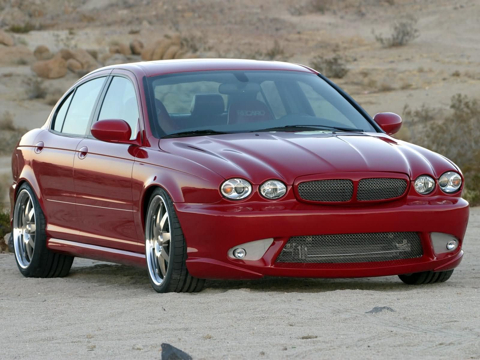 Bonspeed Jaguar X-Type photo 17305