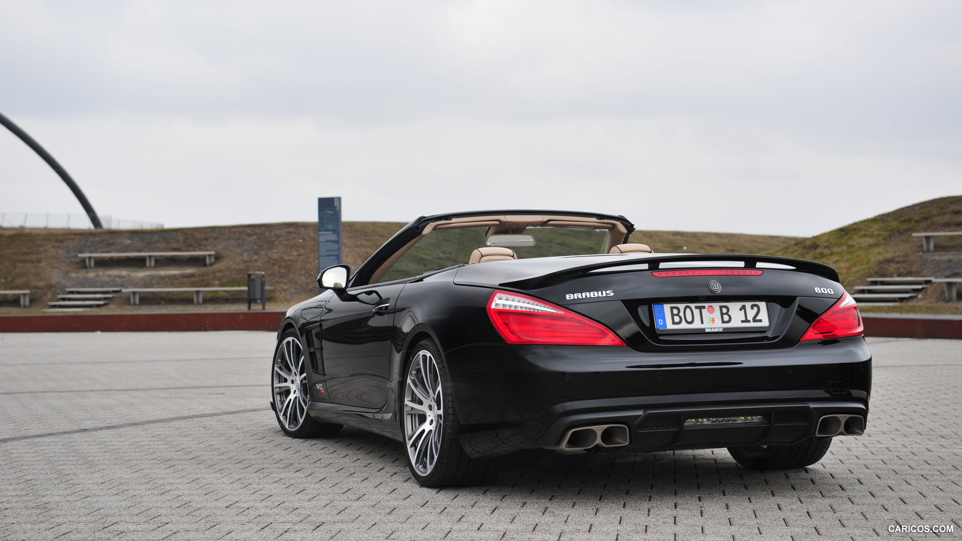 Brabus 800 Roadster photo 119469