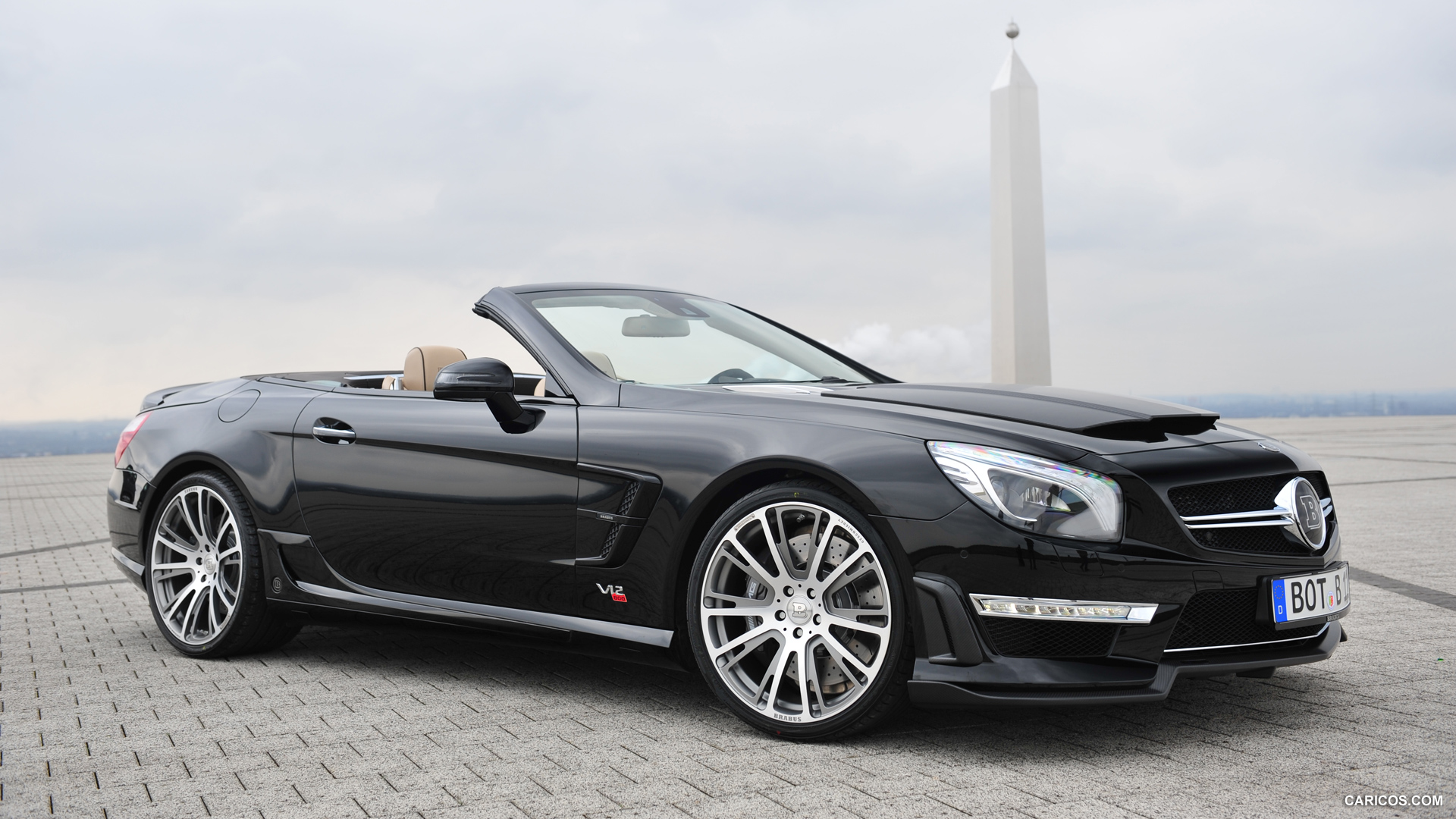 Brabus 800 Roadster photo 119479